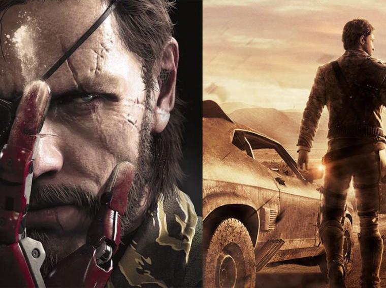 Metal Gear Solid V: The Phantom Pain i Mad Max - konkurs