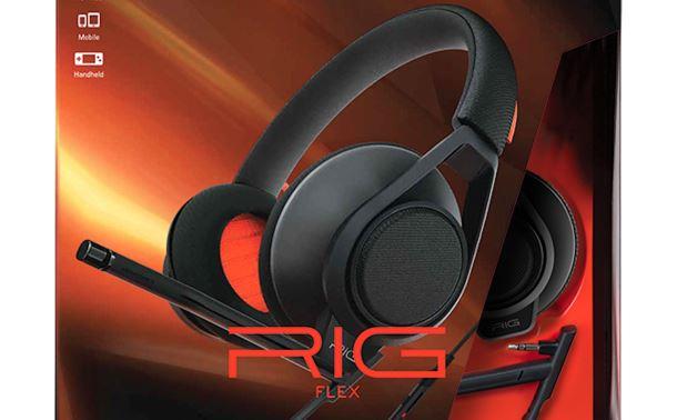 Plantronics RIG FLEX
