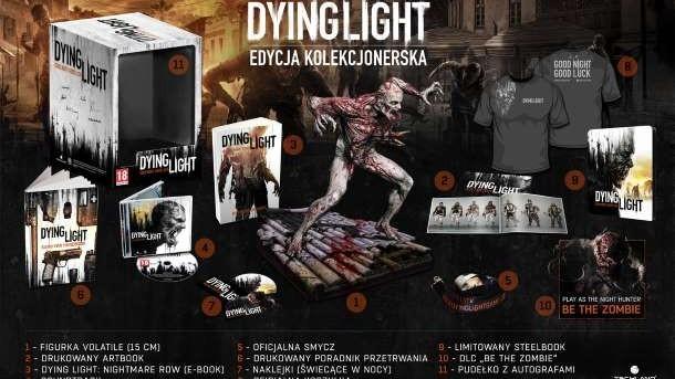 Dying Light Edycja Kolekcjonerska