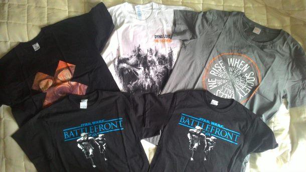 Koszulki czekają na pomysłowych Dobromirów