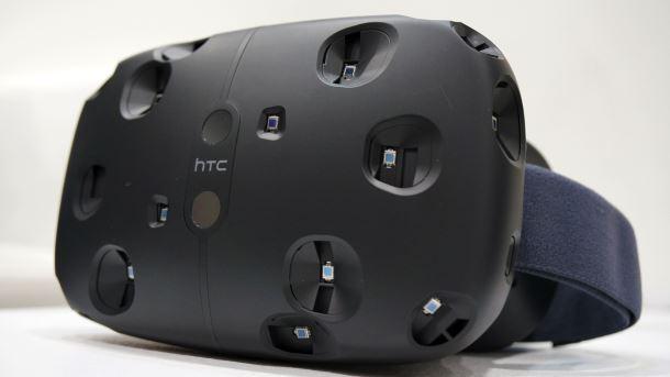 Valve Vive VR Headset