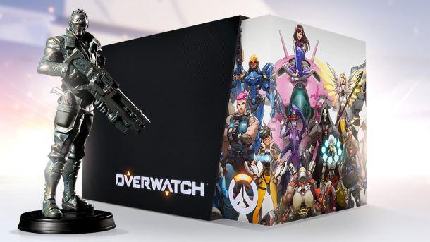 Overwatch - edycja kolekcjonerska