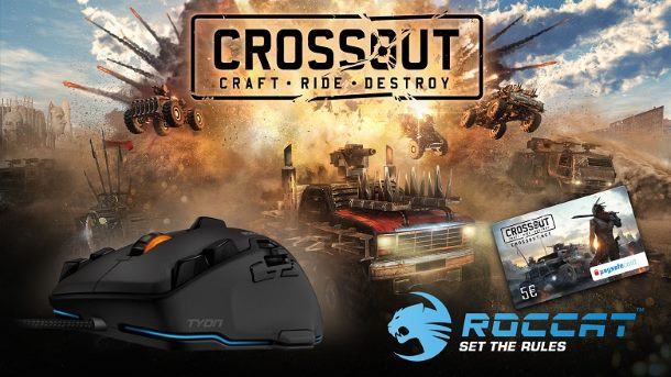 Konkurs: Do wygrania myszka ROCCAT Tyon