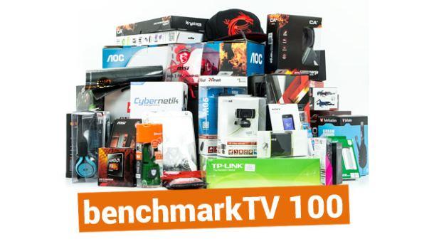 Konkurs z okazji 100 odcinka benchmarkTV