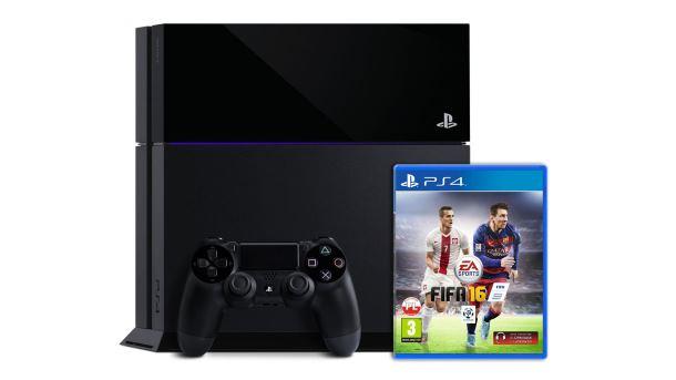 Konkurs: Do wygrania konsole PS4 z grą FIFA 16