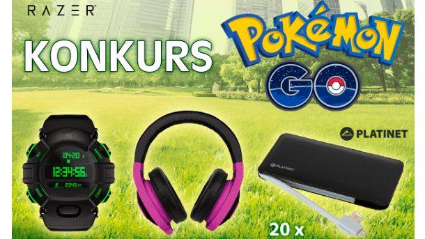 Konkurs: Pokaż swoje najlepsze chwile z Pokemon GO