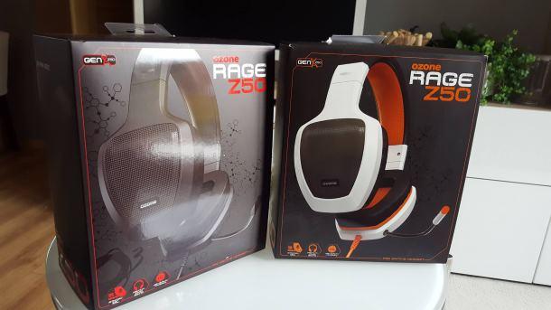 Konkurs: Do zdobycia słuchawki Ozone Rage Z50