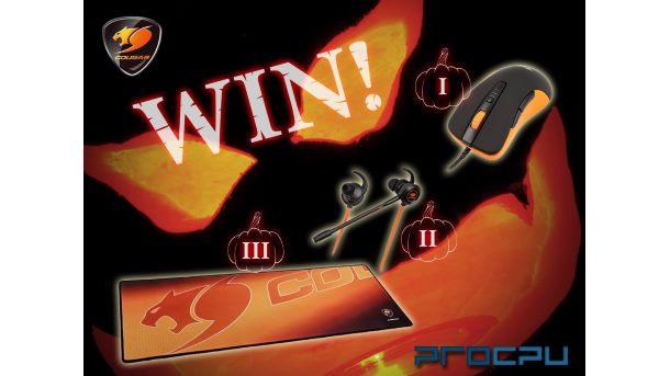 Konkurs: Halloween z Cougar i ProCpu
