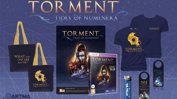 Konkurs: Do wygrania gra i gadżety Torment: Tides of Numenera