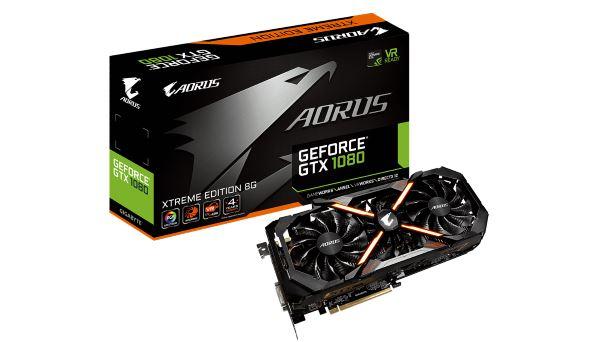 AORUS GTX 1080 xtreme edition 8G