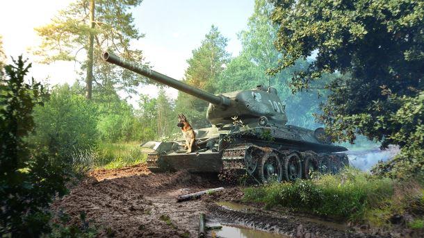 Konkurs: Kto chciałby pojeździć czołgiem Rudy 102 w World of Tanks?