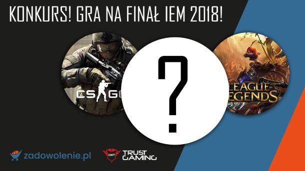 Konkurs: Do wygrania sprzęt od Trust Gaming