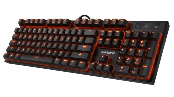 Konkurs: Do zgarnięcia klawiatura Gigabyte K85