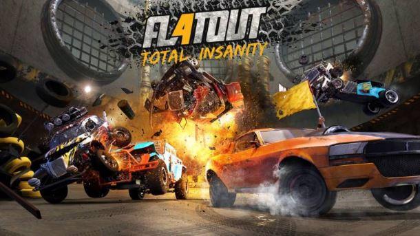 Konkurs: Do wygrania klucz na grę FlatOut 4: Total Insanity