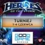 Turniej Heroes of the Storm na targach GoodGame w Warszawie