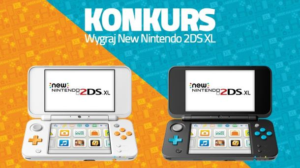 Konkurs: Do wygrania konsola New Nintendo 2DS XL i gadżety Nintendo