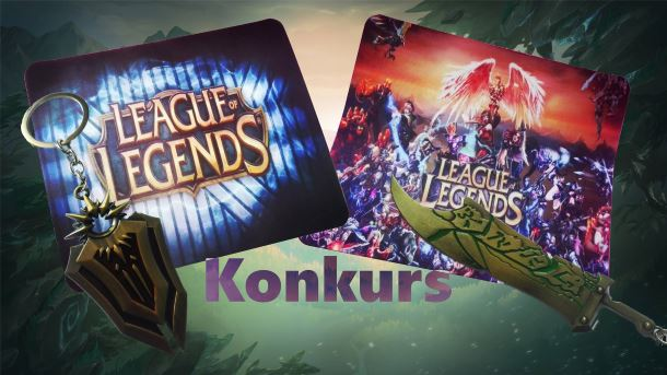 Konkurs: Do wygrania gadżety z League of Legends