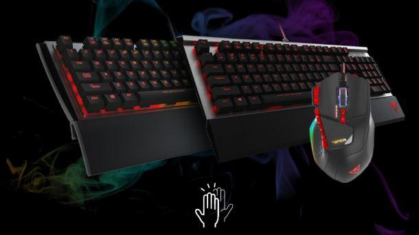 Konkurs: Wygraj gamingowe produkty Patriot Viper
