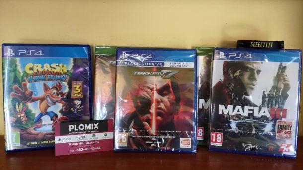 Konkurs: Do zdobycia wybrana gra na konsole PlayStation 4 lub Xbox One