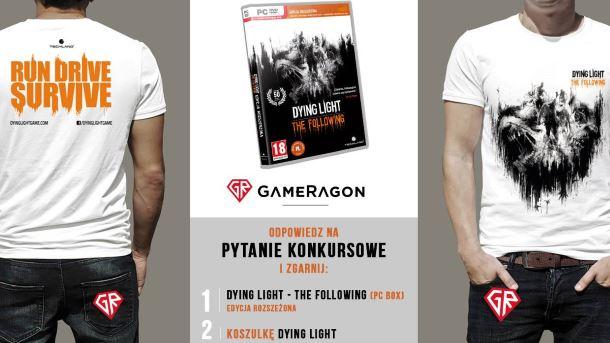 Konkurs: Do wygrania koszulka i gra Dying Light
