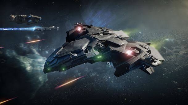 Konkurs: Mamy kody do zamkniętej bety Dreadnought na PS4