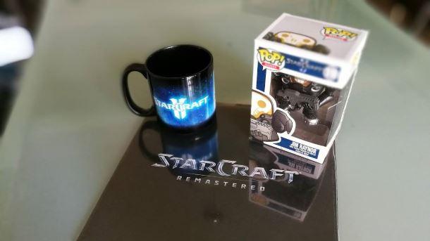 Konkurs: Do wygrania płyta winylowa, kubek lub figurka ze StarCrafta