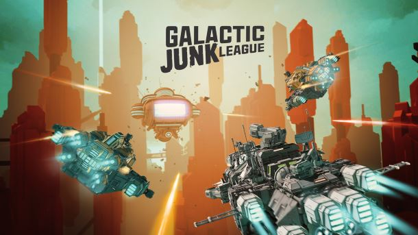 Giveaway: Mamy dla was 300 kodów do Galactic Junk League!