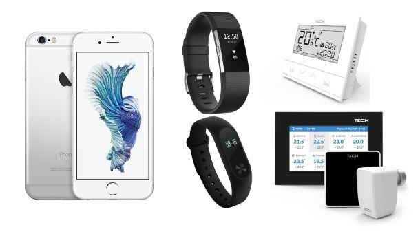 Konkurs: Wygraj iPhone 6S i wiele innych nagród