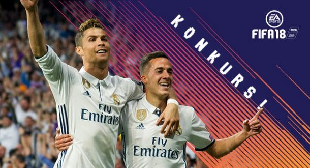 Konkurs: Do wygrania gry FIFA 18 i FIFA Points