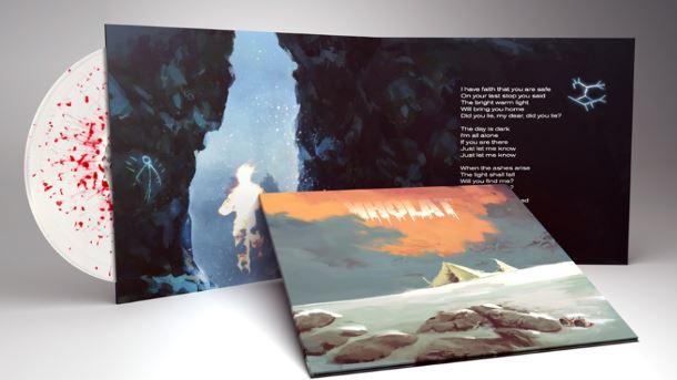limitowana płyta winylowa z muzyką z gry Kholat