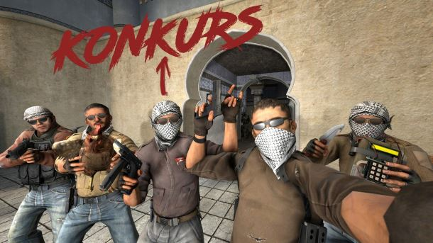 Konkurs: Wygraj dla znajomego klucz do gry Counter-Strike: Global Offensive