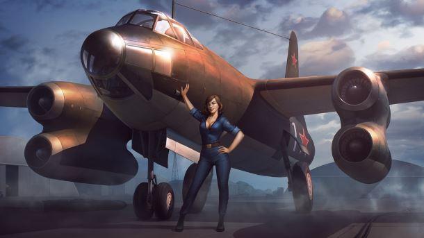 Konkurs: Rozdajemy kody z samolotami do World of Warplanes!