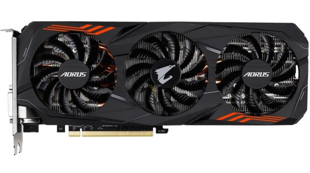Konkurs: Do wygrania karta graficzna AORUS GeForce GTX 1070 Ti