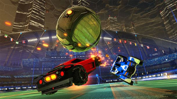 Konkurs: Do wygrania gry Rocket League wraz z DLC