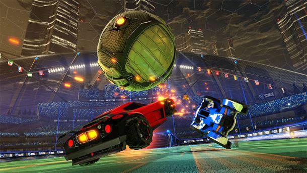 Konkurs: Do wygrania gry Rocket League wraz z DLC