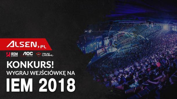 Konkurs: Do wygrania wejściówka na Intel Extreme Masters 2018 w Katowicach