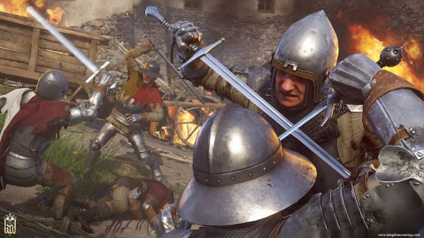 Konkurs: Do wygrania gry Kingdom Come: Deliverance