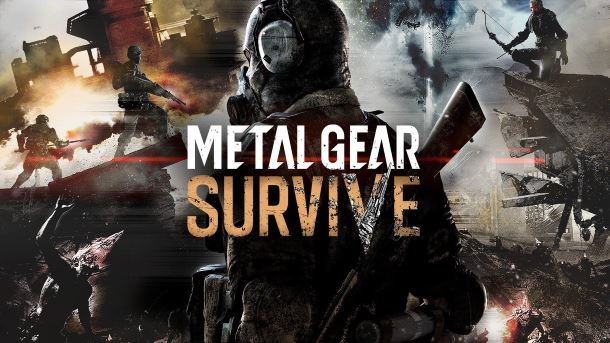 Konkurs: Do wygrania gra Metal Gear Survive