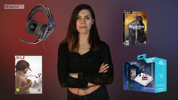 Konkurs: Do wygrania słuchawki RIG500HD i masa gier od CDP