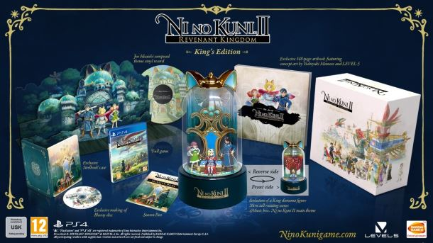 Konkurs: Do wygrania Ni no Kuni II: Revenant Kingdom – King's Edition