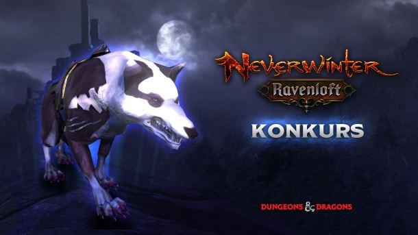 Konkurs: Wygraj ekskluzywnego wierzchowca Neverwinter: Ravenloft!