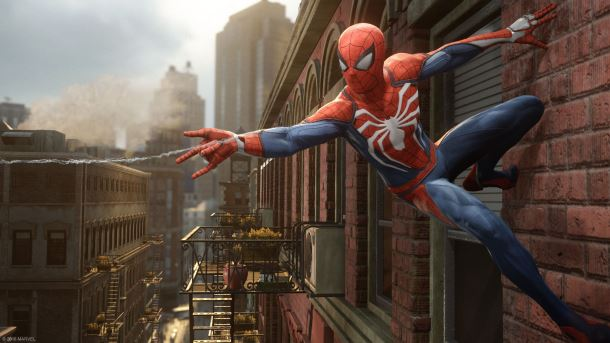 Konkurs: Do wygrania gra Marvel's Spider-Man