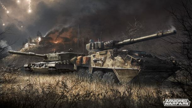Konkurs: Do wygrania kody do Armored Warfare!