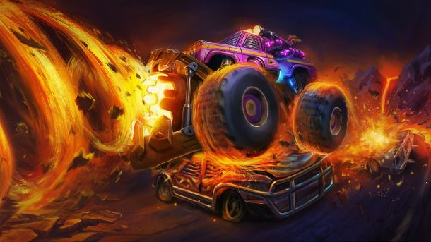 Giveaway: Rozdajemy 200 kodów do gry Heavy Metal Machines