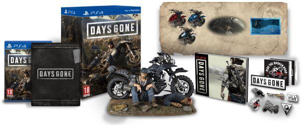 Konkurs: Do wygrania kolekcjonerka Days Gone i gadżety z gry