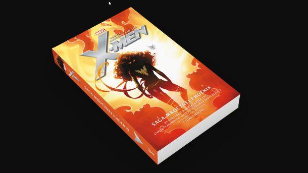 Konkurs: Wygraj książkę Marvel: X-Men. Saga Mrocznej Phoenix