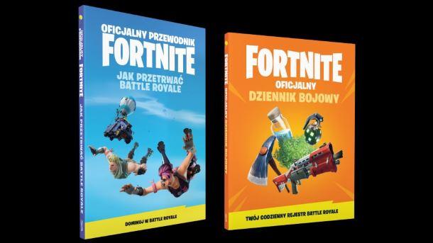 Konkurs: Do wygrania oficjalne książki do Fortnite Battle Royal