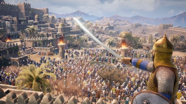 Ancestors Legacy: Saladin's Conquest