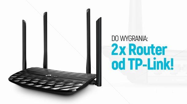 Do wygrania routery firmy TP-Link