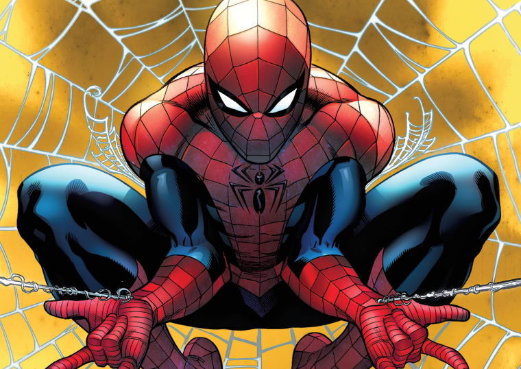 Do wygrania książki Spider-Man. Wiecznie młody.